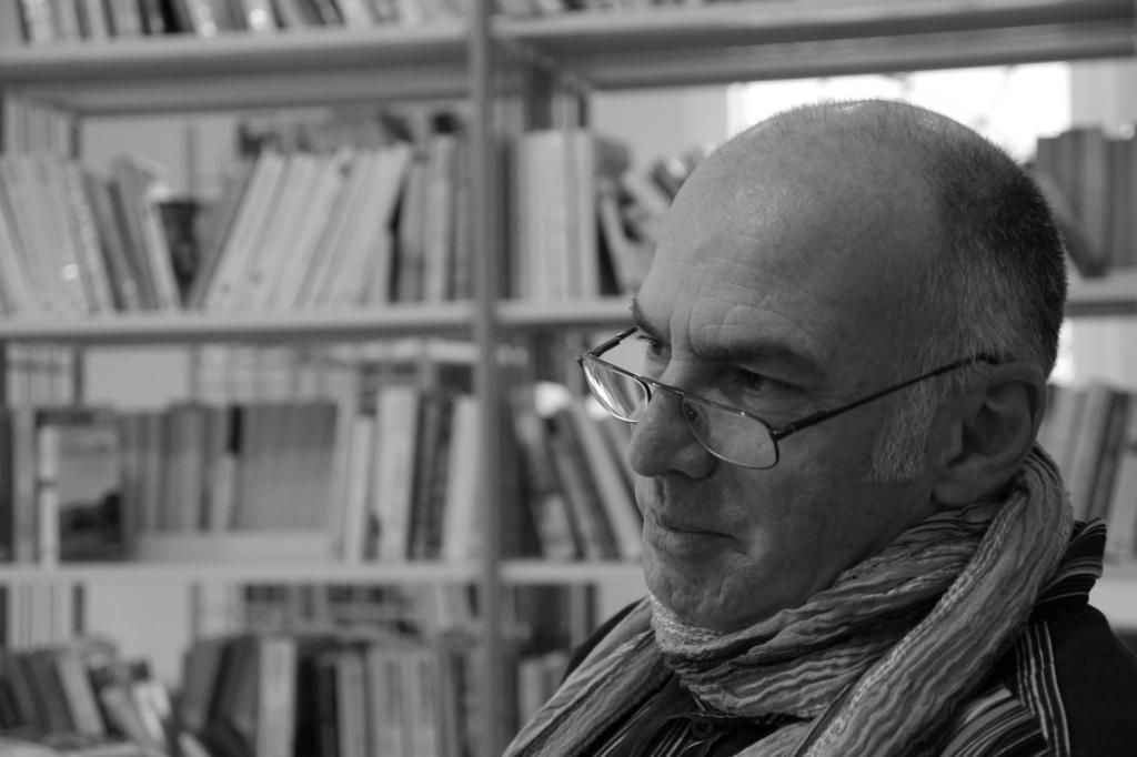 Michel Sidobre à la Médiathèque de Sainte-Valière