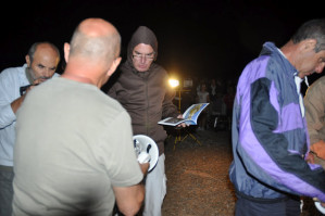 Michel SIDOBRE : Lecture nocturne à Lapalme