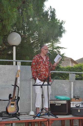 Michel Sidobre à Lapalme